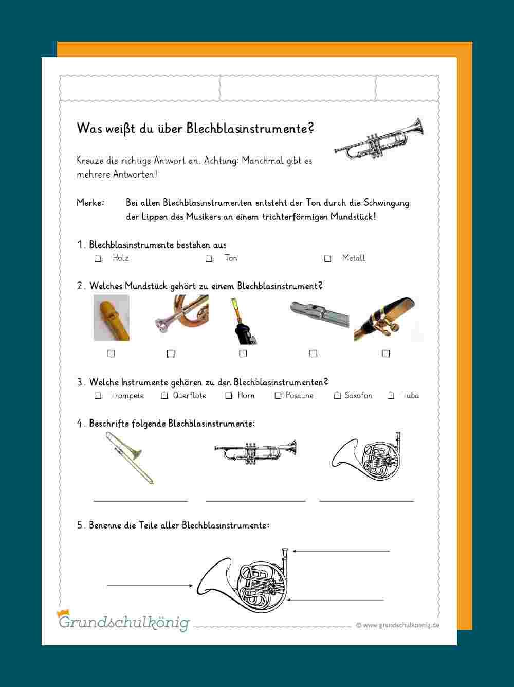 musikinstrumente kennenlernen grundschule frau zum treffen überreden