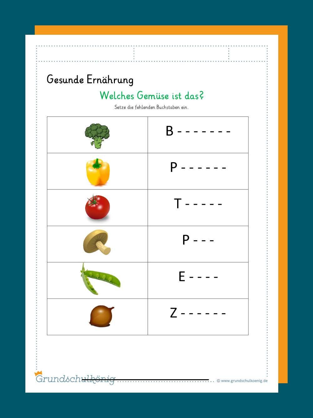 Obst kennenlernen