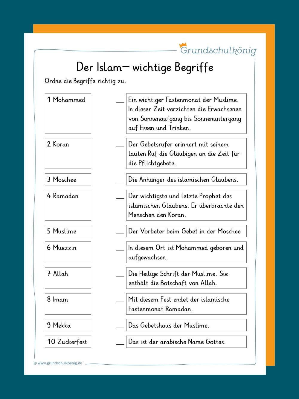 Islam richtig kennenlernen