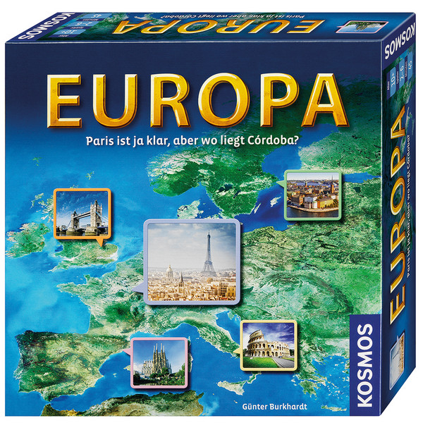 Europa Lernen Online Spiele