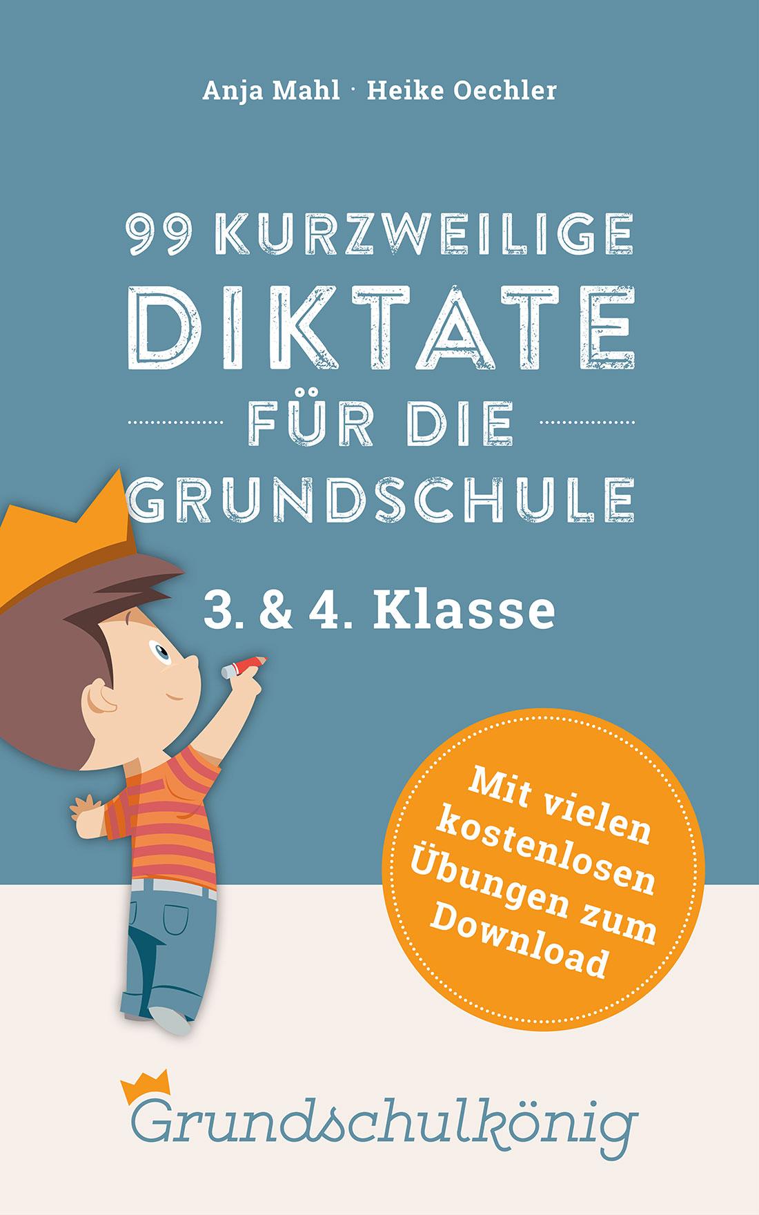 Grundschulkönig - Arbeitsblätter und Unterrichtsmaterial für die ...